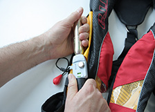 Lifejacket care and service